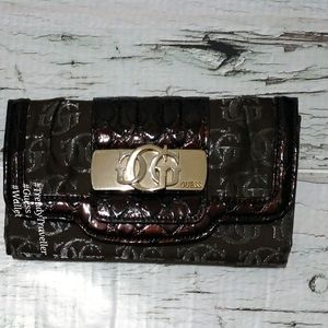 ✨Guess Brown Wallet